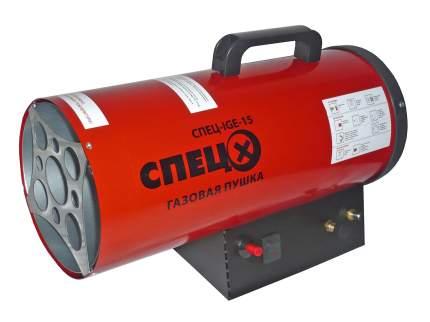 Тепловая пушка газовая Спец СПЕЦ-IGE-15 17000Вт