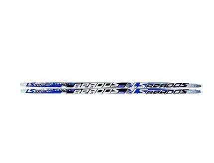 Беговые лыжи STC Brados LS Sport 3D 2020, black/blue, 175 см