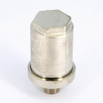 """Компенсатор гидроударов UNI-FITT Н 1/2"""" никелированный"""