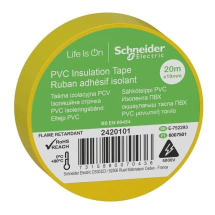 Изолента Schneider Electric SE 2420101