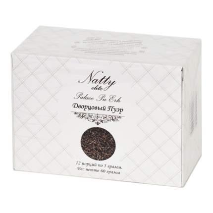 Чай Natty Дворцовый пуэр (non-touch) 12*5 гр