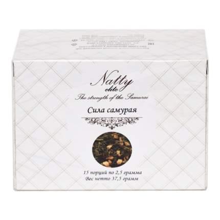 Чай Natty Сила самурая (non-touch) 15*2,5 гр