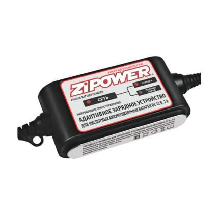 Адаптивное зарядное устройство для кислотных аккумуляторных батарей 12 В, 2 А, Zipower