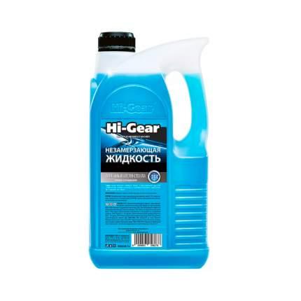 Зимняя жидкость для стеклоомывателя Hi-Gear (до -25°С) 5л.