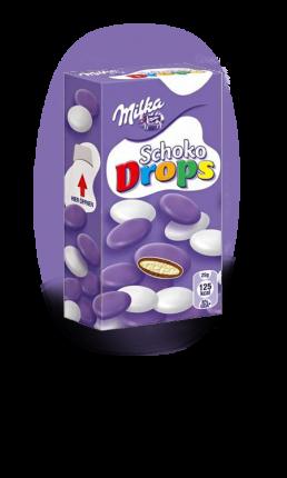 Milka Milkinis Schoko Drops 42 грамм Упаковка 21 шт