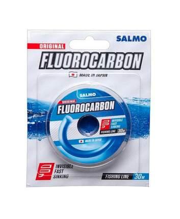Леска флюрокарбоновая Fluorocarbon, 0,14 мм, 30 м, 1,65 кг