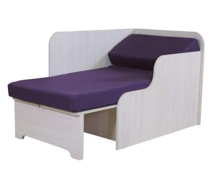 Кушетка Шарм-Дизайн Мелодия левый фиолетовый