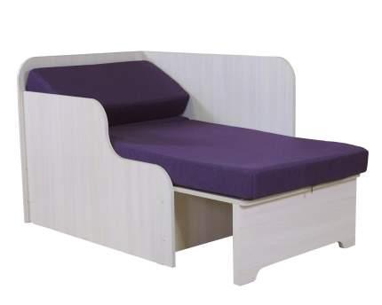 Кушетка Шарм-Дизайн Мелодия правый фиолетовый
