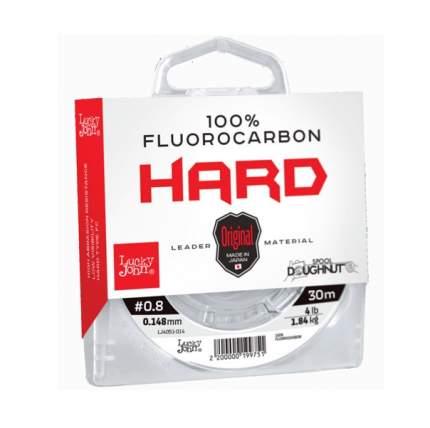 Леска флюрокарбоновая Fluorocarbon Hard, 0,29 мм, 30 м, 6,32 кг