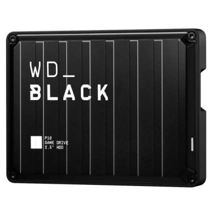 Внешний жесткий диск Western Digital P10 Game Drive 3 Tb (WDBA5G0030BBK)