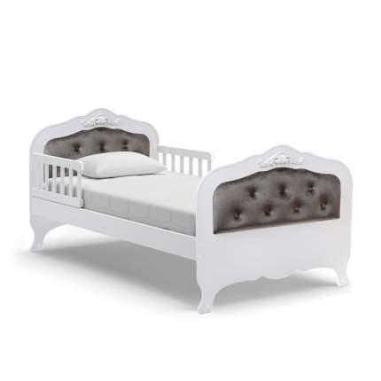 Подростковая кровать Nuovita Fulgore Lux lungo Bianco/Белый