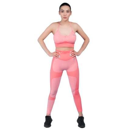 Спортивный костюм Atlanterra AT-SET1-11, красная дыня, S INT