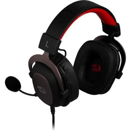 Игровая гарнитура Redragon Zeus 2 Black/Red