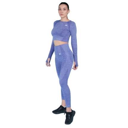 Спортивный костюм Atlanterra AT-SET2-09, сиреневый, L INT