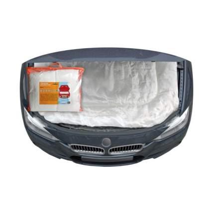 Утеплитель для двигателя, стеклоткань, цвет белый, 160*90 см AIRLINE ACC-03