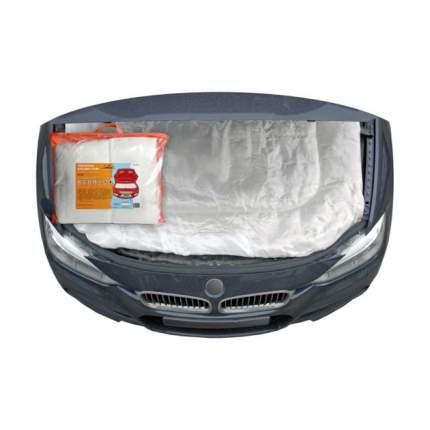 Утеплитель для двигателя, стеклоткань, цвет белый, 140*90 см AIRLINE ACC-02