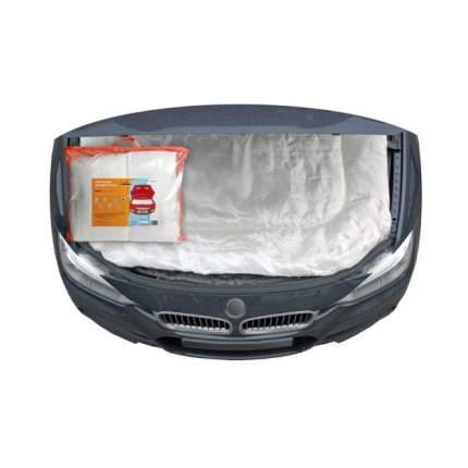 Утеплитель для двигателя, стеклоткань, цвет белый, 130*90 см AIRLINE ACC-01