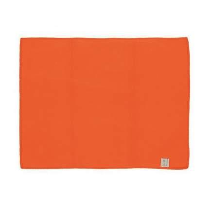Салфетка из микрофибры и коралловой ткани оранжевая (35*40 см) AIRLINE AB-A-04