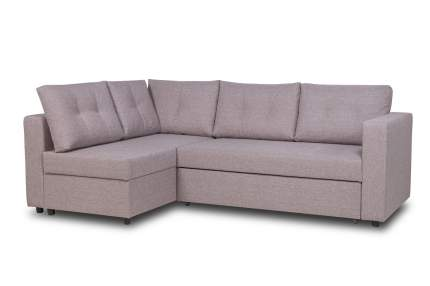 """Угловой диван-кровать """"Стаберг"""" Мокко"""
