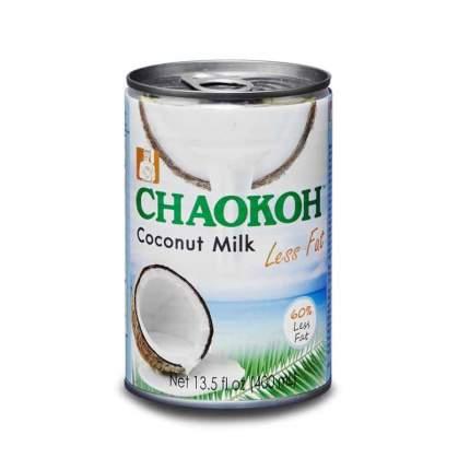 Кокосовое молоко с пониженным содержанием жира Chaokoh 400 мл