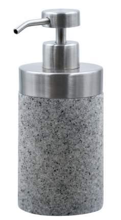 Дозатор для жидкого мыла Stone серый