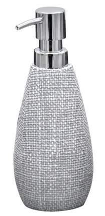 Дозатор для жидкого мыла Tessuto светло-серый