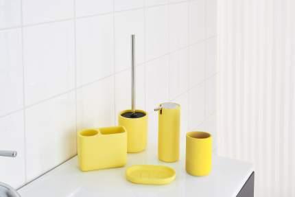Дозатор для жидкого мыла Young жёлтый