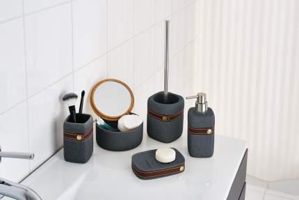 Дозатор для жидкого мыла Superior серый