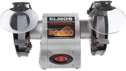 Шлифмашина заточная Elmos BG 800