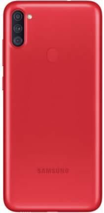 Смартфон Samsung Galaxy A11 32GB Red (SM-A115F/DSN)