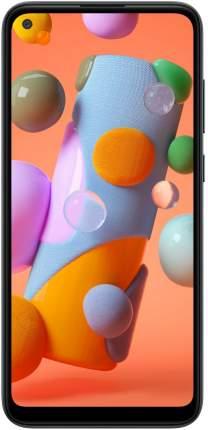Смартфон Samsung Galaxy A11 32GB Black (SM-A115F/DSN)