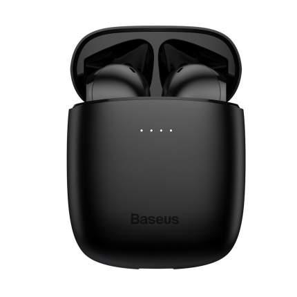 Беспроводные наушники Baseus Encok True Wireless Earphones W04 Pro Black