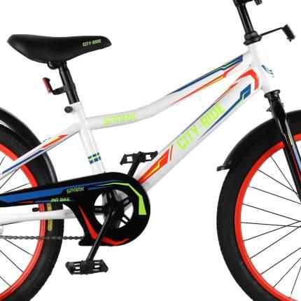 Детский велосипед City-Ride Spark CR-B2-0220WT