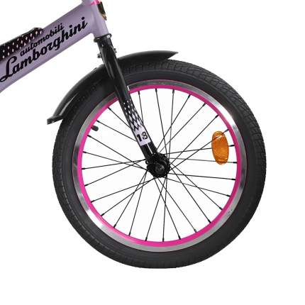 Детский велосипед Automobili Lamborghini Energy LB-B2-0218PP