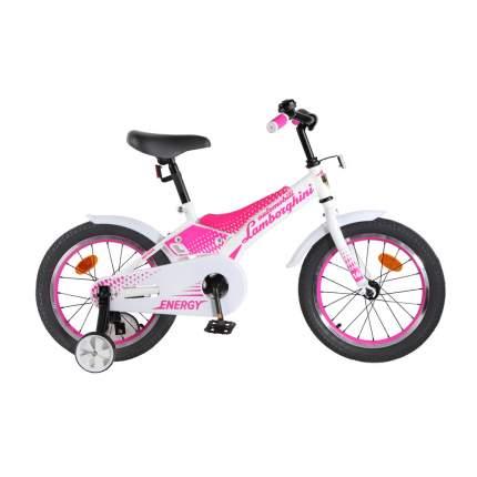 Детский велосипед Automobili Lamborghini Energy LB-B2-0216WP