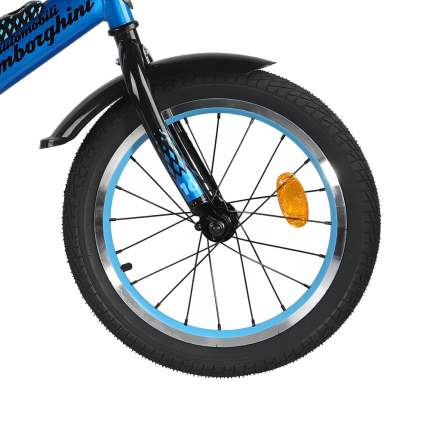 Детский велосипед Automobili Lamborghini Energy LB-B2-0216DBL