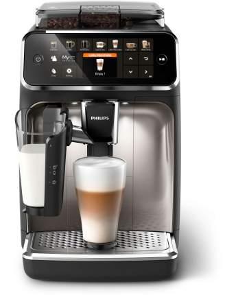Кофемашина автоматическая Philips EP5447/90 Black