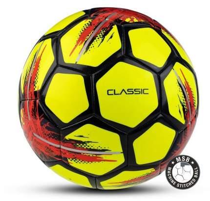 Футбольный мяч Select Classic 2020 №5 желтый/красный/черный