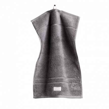 Полотенце Gant Home ORGANIC PREMIUM TOWEL 30x50см, цвет графит