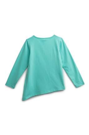 Туника для девочки PlayToday, цв.голубой, р-р 116