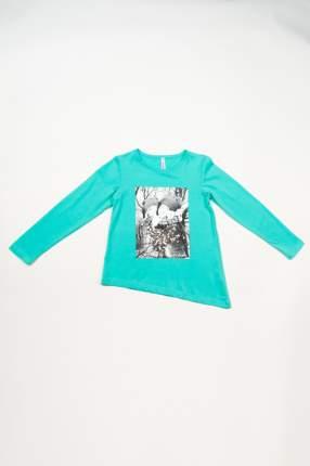 Туника для девочки PlayToday, цв.голубой, р-р 146