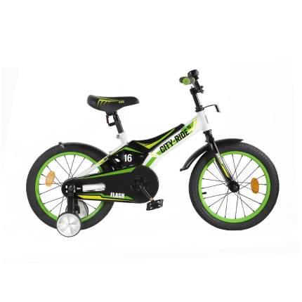 Детский велосипед City-Ride Flash CR-B2-0316WT