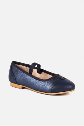 Туфли для девочки Mayoral, цв.синий, р-р 26