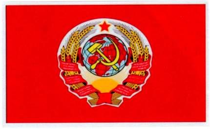 Наклейка светотражающая Mashinokom Флаг СССР NKT 7103