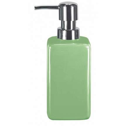 Дозатор для жидкого мыла Kleine Wolke Edit, светло-зеленый