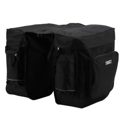 Велосипедная сумка TBS V-18204 черная