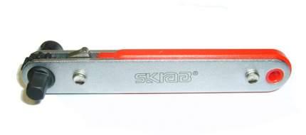 Трещетка для бит и головок 1/4 красная Skrab 44196