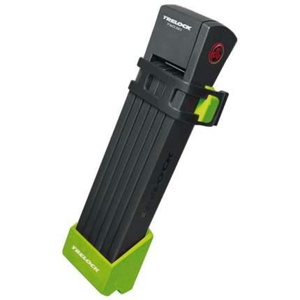 Велозамок Trelock FS 200/100 TWO.GO L зеленый