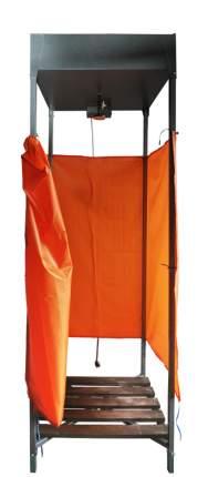 Дачный душ Вихрь Д-135-П с подогревом