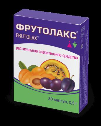 Биологически активная добавка Фрутолакс ВИС капсулы 30 шт.